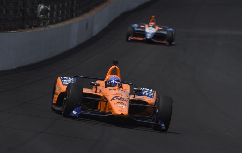 Fernando Alonso 500 Millas de Indianapolis 2019