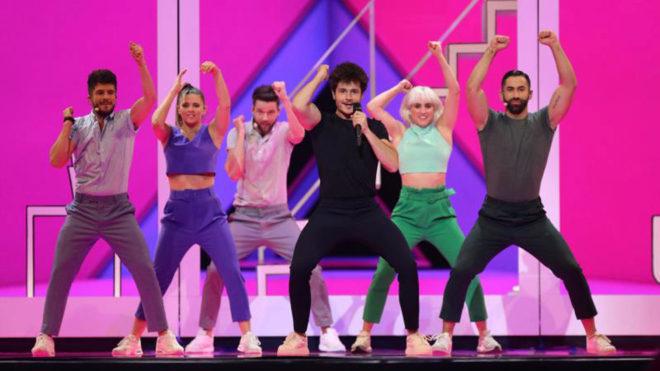 La de Miki será la última actuación en la final de  Eurovision 2019...