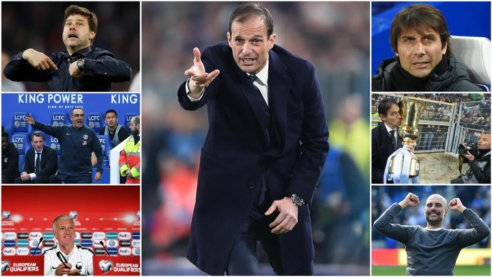 OFICIAL: Massimiliano Allegri deja de ser técnico de la Juventus