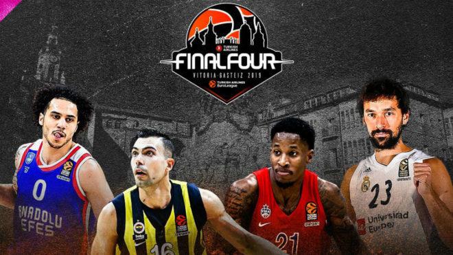 Final Four Euroleague 2019 Vitoria