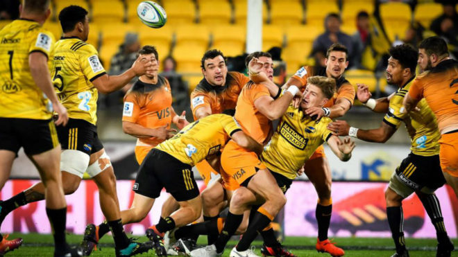 Súper Rugby: Jaguares visita a Hurricanes esta madrugada
