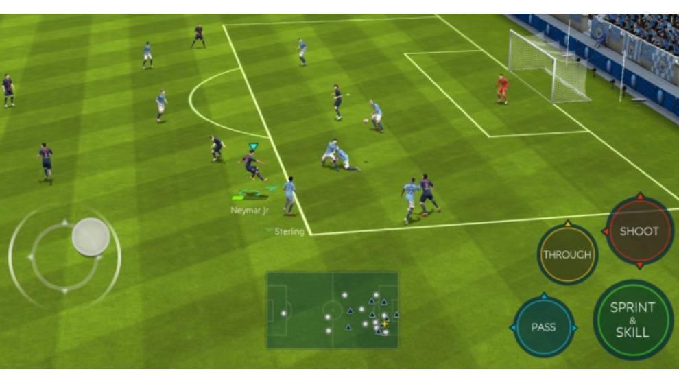 juego de futbol para jugar online android