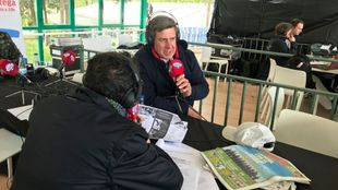 Cayetano Martínez de Irujo durante la entrevista en T4