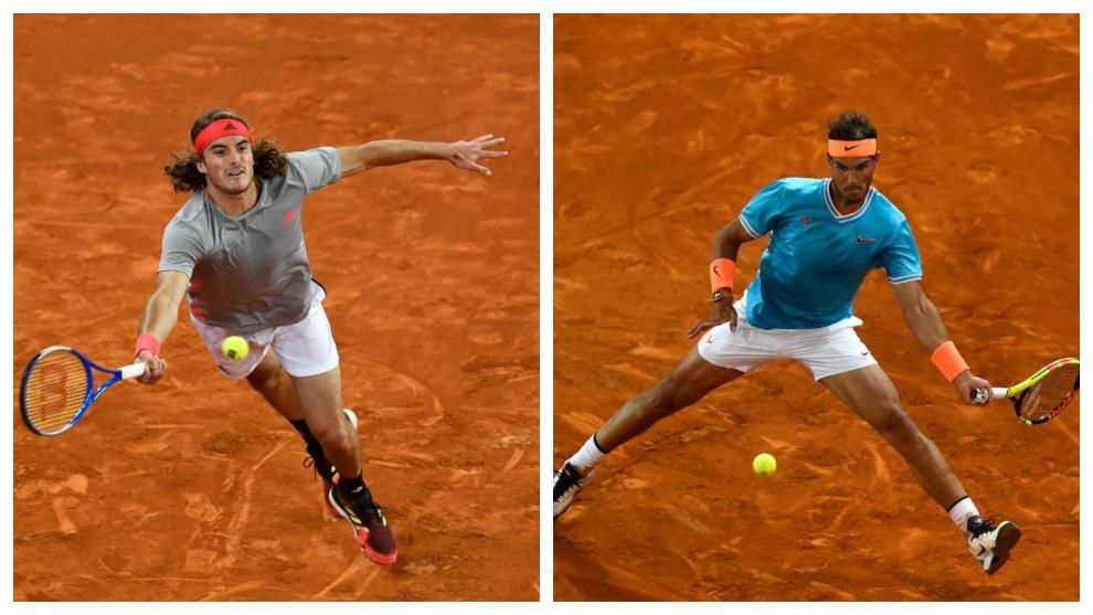 Rafa Nadal - Stefanos Tsistipas. En directo las semifinales del...