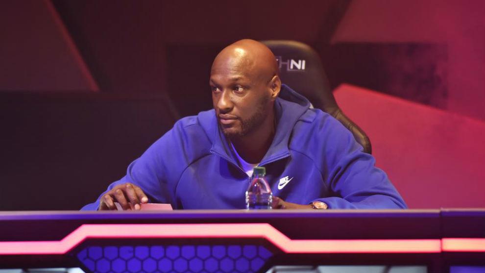Lamar Odom, durante una aparición reciente en Las Vegas