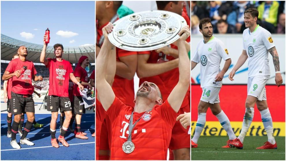 ¡El Bayern Múnich conquista una nueva Bundesliga!