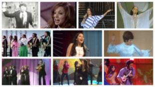 Las 10 mejores canciones españolas en la historia del Festival de...