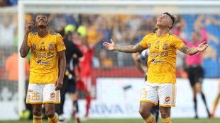 Tigres está en una nueva final del fútbol mexicano.
