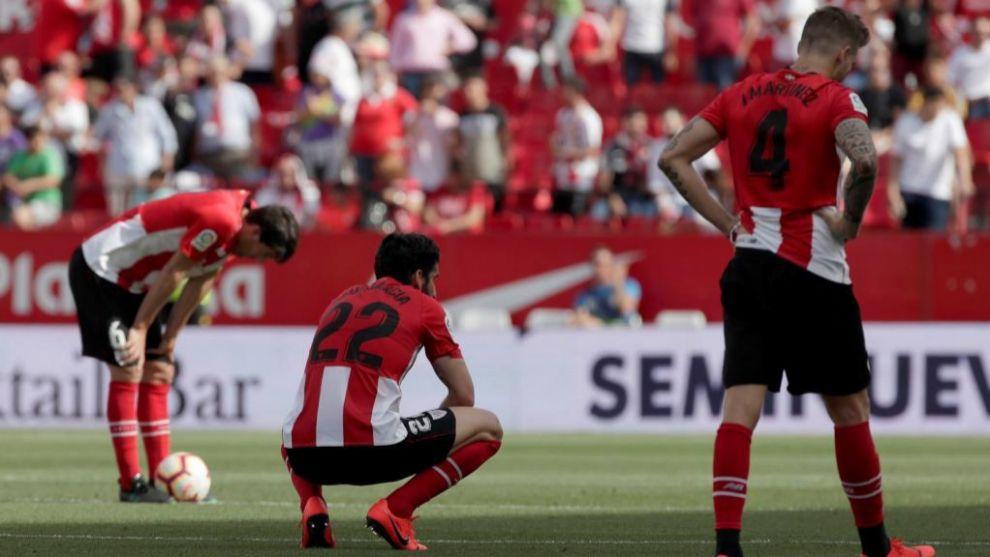 San José, Raúl García e Iñigo Martínez, abatidos tras encajar el...