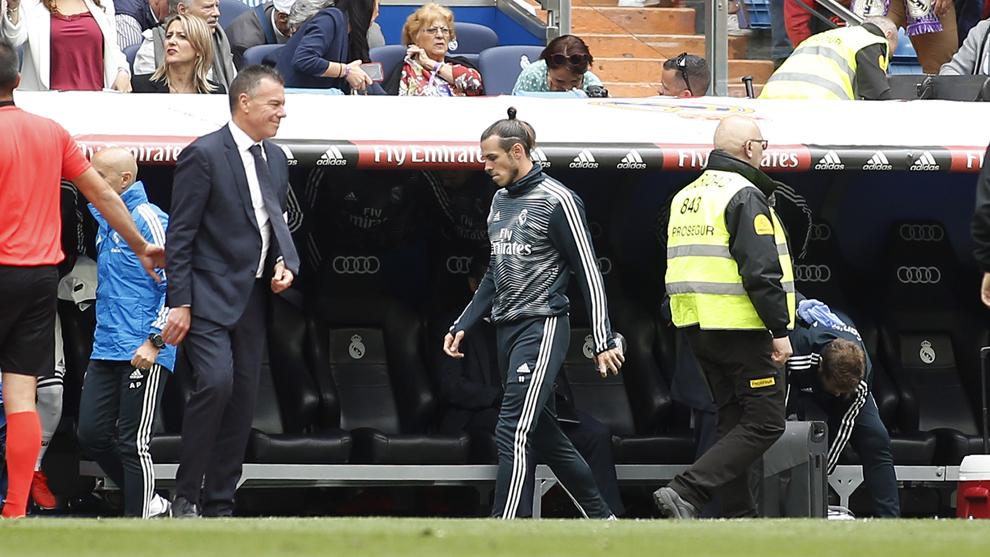 """Zidane y el adiós de Bale sin jugar: """"Yo estoy aquí día a día y cuando hay algo que no me gusta o no me cuadra..."""""""