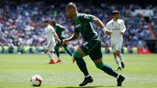 Jesé, frente al Real Madrid