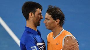 Rafael Nadal - Novak Djokovic: en directo la final de Roma