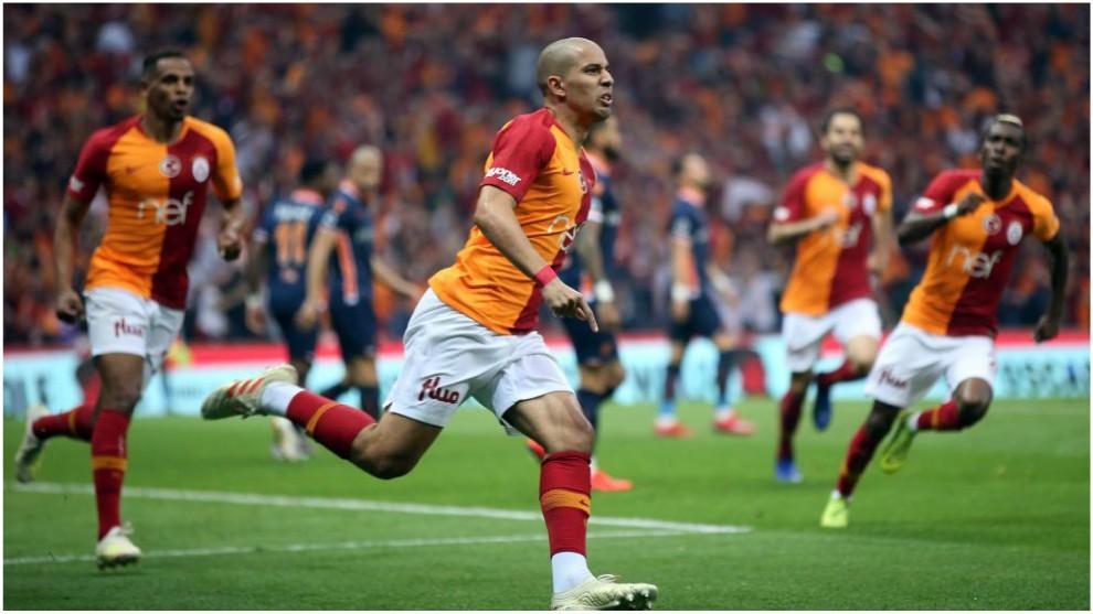 Galatasaray Basaksehir