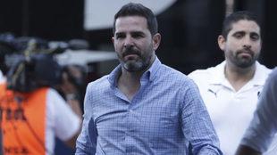 Duilio Davino reitera a Diego Alonso en Monterrey.
