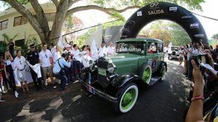 Un éxito al momento el Rally Maya México.