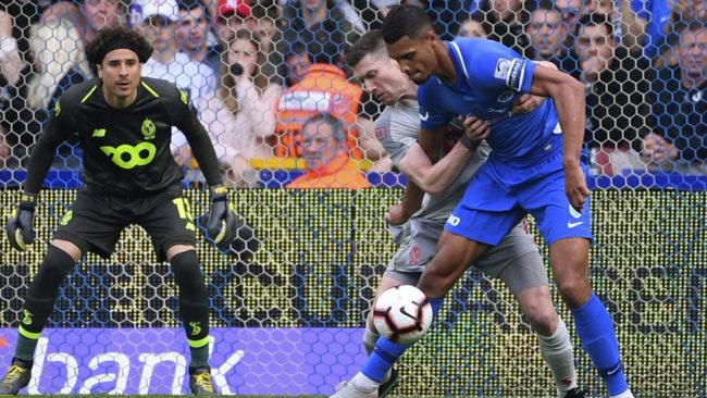 El portero habría disputado su último partido con el equipo belga.