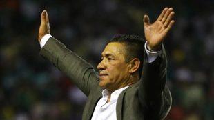 Ambriz buscará su primer título de liga como técnico.