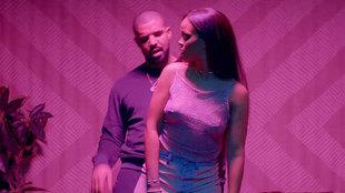 Drake, el fan más pasional de los Raptors, junto a Rihanna