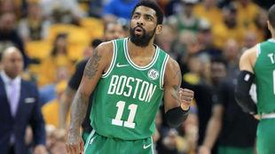 Kyrie Irving, señalado por la discreta temporada de los Celtics