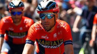 Vincenzo Nibali (34).