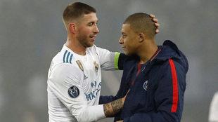 Real Madrid y Mbappé están cada vez más cerca.