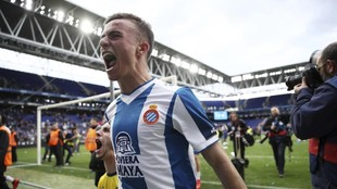 Pedrosa celebra la clasificación europea del Espanyol