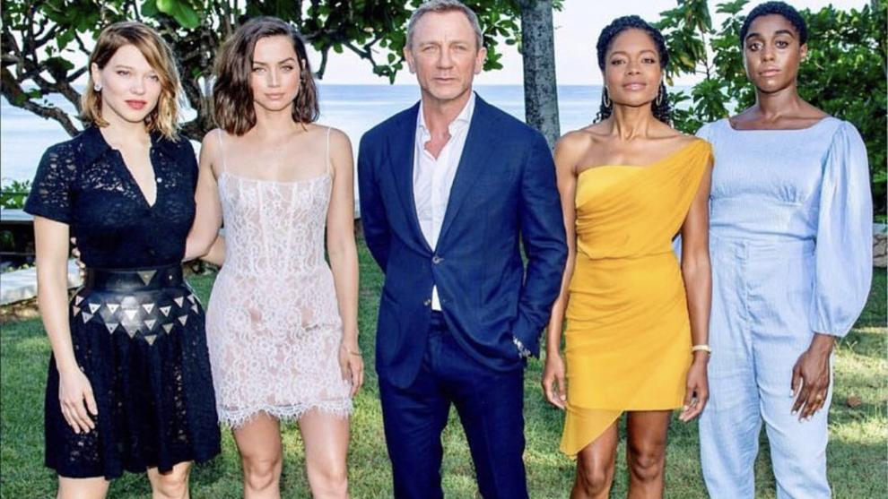 Bond 25 continuará su producción mientras Daniel Craig es operado