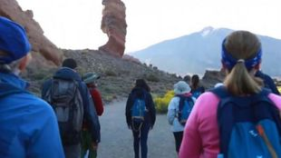 Tenerife Walking Festival es un encuentro abierto para senderistas de...