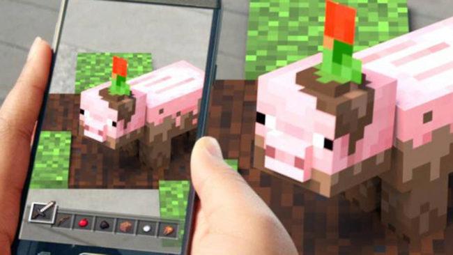 'Minecraft' lanza una nueva versión del videojuego para móviles
