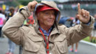 Niki Lauda, en 2016.