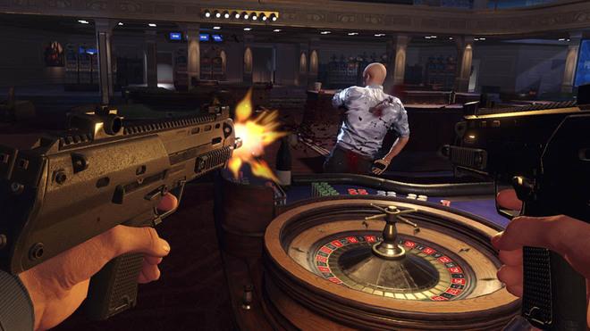 'Blood&Truth', lo nuevo de PlayStation VR