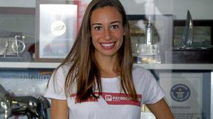 Laura García-Caro.