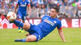 El ex del Cruz Azul quedó fuera de la convocatoria para la Copa...