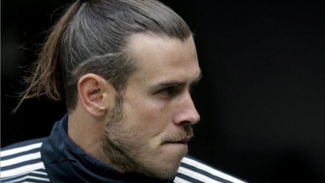 Bale se aferra a seguir en el Madrid.