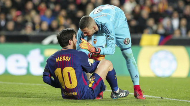 Barcelona: Jaume knows how to deal with Messi | MARCA in English
