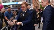 Elton John, el más esperado