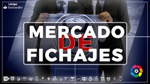 LaLiga Santander returns in the third week of August 2019.