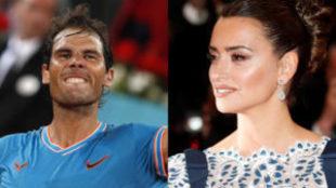 Rafa Nadal y Penélope Cruz, los favoritos de los españoles para irse...