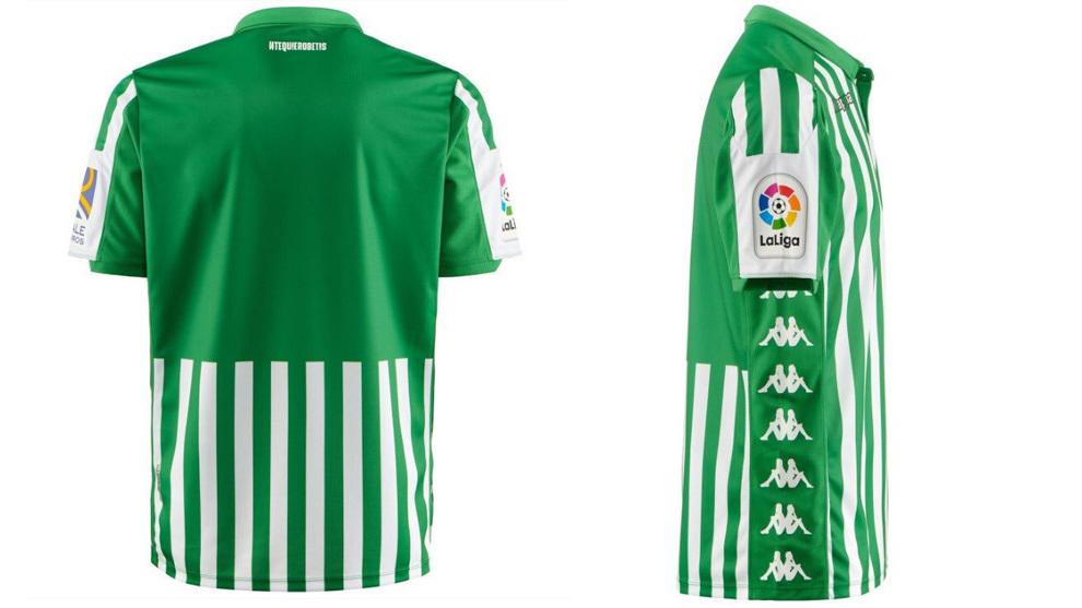 seleccione para mejor presentación salida online Betis: El Betis presenta en EEUU su primera equipación para ...