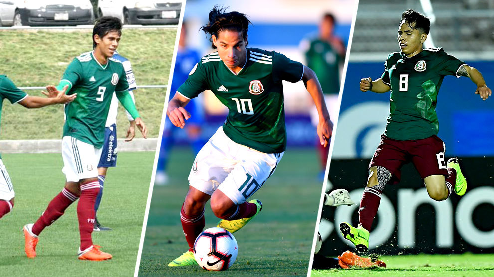 José Juan Macías, Diego Lainez y Misael Domínguez destacan en la...
