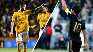 Liga MX y MLS  tendrían una liga.
