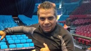 Virus arriesgará su carrera en combate dentro de la Arena México