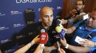 Pizarro aseguró sentirse bien, tras el golpe sufrido el fin de...
