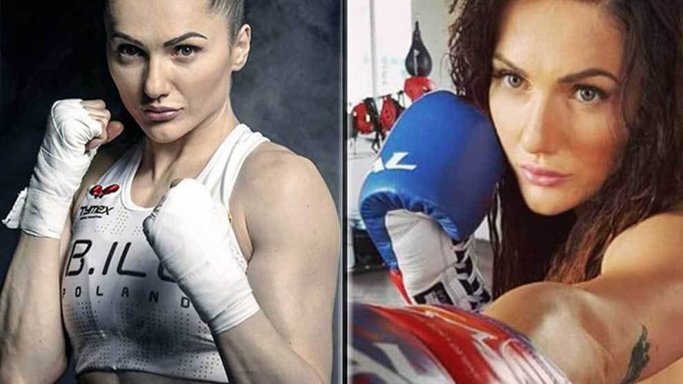 Undefeated boxer Ewa Brodnicka would consider nude Playboy shoot