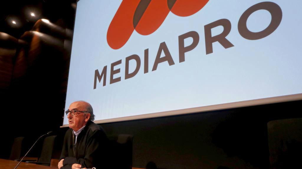 El máximo accionista de Mediapro, Jaume Roures.