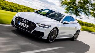 El Audi S7 TDI estrena motor V6 de 349 CV.