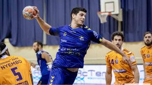 El lateral izquierdo portugués Nuno Gonçalves /