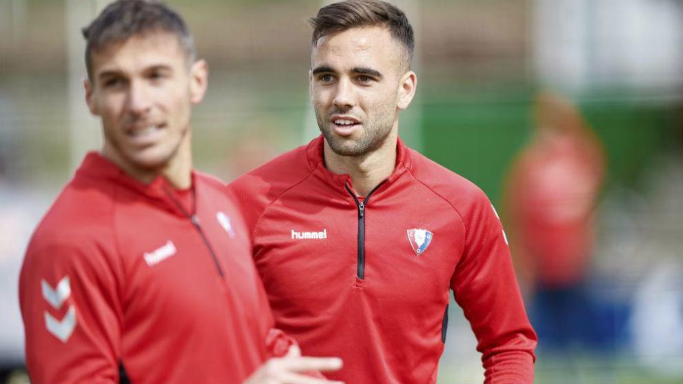 Osasuna: Rober Ibáñez No Volverá A Jugar Con Osasuna