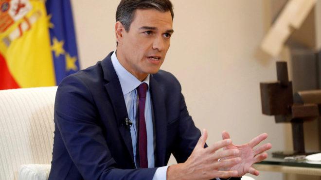 Sánchez Intentará Evitar Un Gobierno Con Unidas Podemos