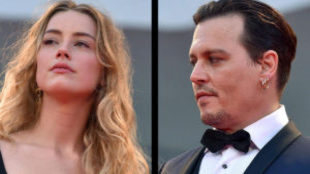 Sigue la 'guerra' entre Johnny Depp y Amber Heard